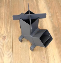 Rocket Stove with Removable top and Self Feeding