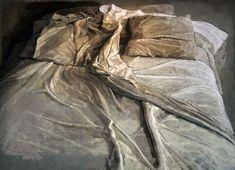 Safet Zec, Bed, Oil on canvas Types Of Painting, Painting & Drawing, Illustrations, Illustration Art, Light Vs Dark, Still Life Art, Portraits, Art Festival, Art Sketchbook