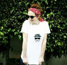 DIY - Breaking Bad - Heisenberg T-Shirt