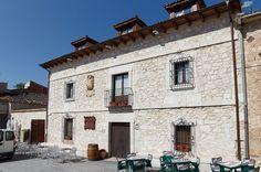 Casa solariega de las Baronas en Santa Cruz de la Salceda