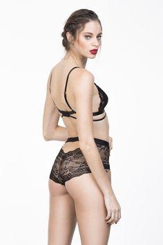 #janiero #brazilian #underwear #lingerie #bralet #bra #hotpants #winter #FW15 #freshwoman