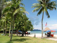 Batu Ferringhi Beach #Malaysia - Strand #Penang