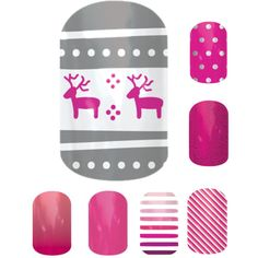 """""""Jamberry combos - Feeling festive"""" get it at: http://jamwithlo.jamberrynails.net/party/?uid=111c3da8-cae8-4361-ba22-71aa94314a97"""