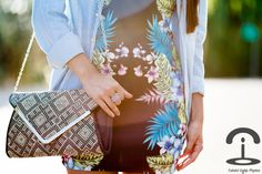 Crimenes de la Moda: Tropical print