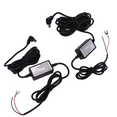 3 M/4 M DC 12 V à 5 V 1.5A Chargeur De Voiture Câble Mini USB Câblé Chargeur Cordon pour Dash Cam Caméscope Véhicule DVR