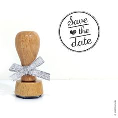 Tampon Save the date &lt3