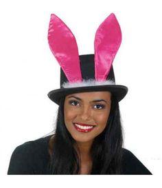 Καπέλο ημίψηλο Με Αυτιά Λαγού σε δύο χρώματα