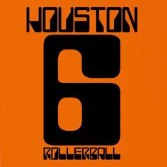 Rollerball Sci-Fi t-shirt. Houston - classic 70s movie tee.
