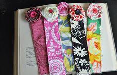Beautiful handmade bookmarks #gift #make #handmade