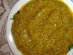 aubergine caviar Aubergine caviar recipe (Badimjan kurusu)