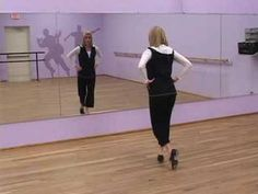Improve your tap dancing with cramp roll turns. Learn tap dancing steps like cramp roll turns in this free video lesson from a dance teacher. Expert: Emily L. Dance Teacher, Dance Class, Tap Dance Youtube, New Tap, Pole Dancing Fitness, Dance Instructor, Professional Dancers, Dance Lessons, Learn To Dance