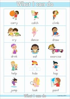 005 Action Words (verbs) Action