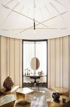 Damien Langlois-Meurinne | Chandelier | AD Interieurs 2015 Exhibition