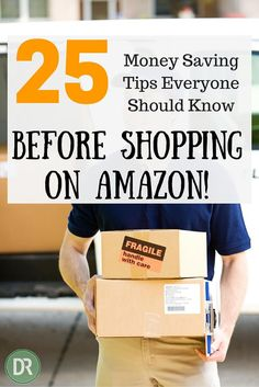 If you're a fan of Amazon like, then you need to know about these money saving tips. Before you check out, you should find out all of the ways to save on Amazon.com!