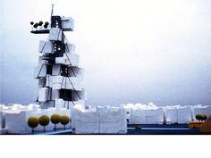 Project M2 - Macondo Segundo - Woningbouwproject voor 400 woningen - Inzending Stawon prijsvraag 1983