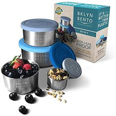 60/% Rabatt Bloom Snack Box Start High Quality