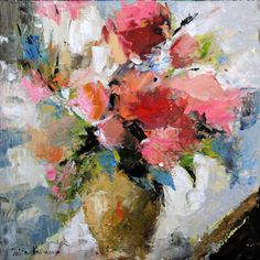 May - painting by Julia Klimova at Crescent Hill Gallery