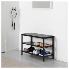 IKEA PINNIG Entrébenk med skoplass