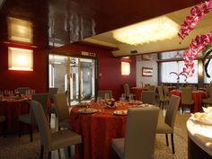 The restaurant of Antony Hotel in Mestre, #Venice, #italy - www.antonyhotel.it