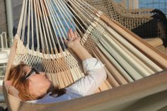Dunes Hammock Ceara Large (double) : Quality Hammocks and Hanging Chairs, Marañon World of Hammocks Shops, Dune, Outdoor Furniture, Outdoor Decor, Home Appliances, Extra Groot, Hanging Chairs, Xl, Hammocks