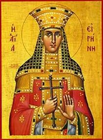 5th May - Great Martyr Irene.