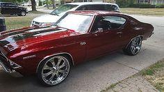 #1969 Chevrolet #Chevelle #ss