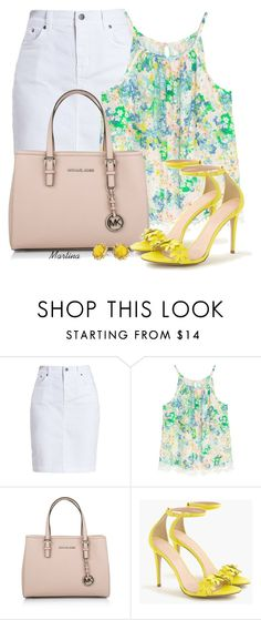 Bez naslova #2529 by martina-cciv on Polyvore featuring Barbour, J.Crew, Michael Kors and Kate Spade