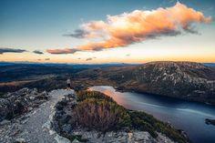 Marion's Lookout, Cradle Mountain NP, Tasmania