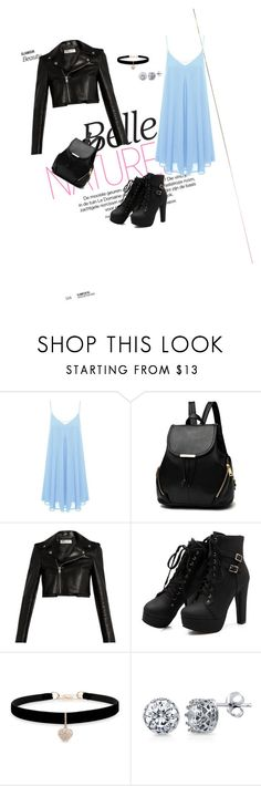 """Beauty"" by izabels2003 on Polyvore featuring Yves Saint Laurent, Betsey Johnson and BERRICLE"