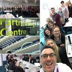 Fun morning working with the managers and marketing team from @ayrshirecoll - running a #StaffDevelopment workshop with a focus on #socialmedia and #linkedin - #groupselfie opportunity.  #socialmediatraining #cpd #teamtraining #teambuilding #kilmarnock #eastayrshire #AlwaysLearning #publicsector