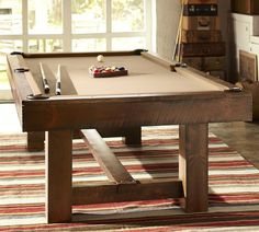 This is the only pool table I would ever get for my house. I love it!