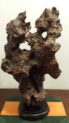 Scholar's Rock, Wood