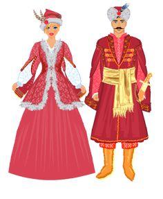 Ethnic Outfits, Ethnic Clothes, Folk Costume, Costumes, Polish Folk Art, Folk Clothing, Princess Zelda, Disney Princess, Traditional Outfits