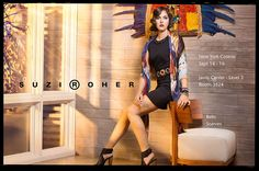 SS2015 - SRA Postcards, Scarves, Bodycon Dress, New York, Dresses, Fashion, Scarfs, Vestidos, Moda
