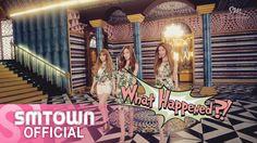 Girls' Generation-TTS 소녀시대-태티서_Holler_Music Video - awesome mv tts .. super like