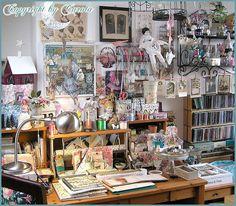 craft desk studio