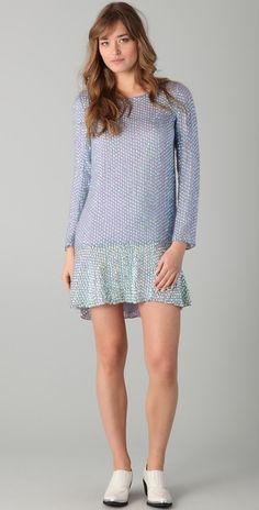 Theyskens' Theory Dubble Dress