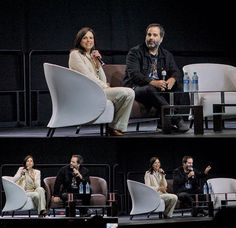 Lana Parrilla's Panel at Comic Con Puerto Rico - 22 May 2016
