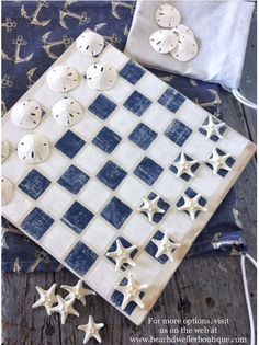 Nautical Checkers Game, Coastal Beach House Wedding Home Decor - It is called t. - Nautical Checkers Game, Coastal Beach House Wedding Home Decor – It is called the design perform -
