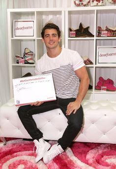 John Deluca in Backstage Creations Retreat at Teen Choice 2015 - Day 1