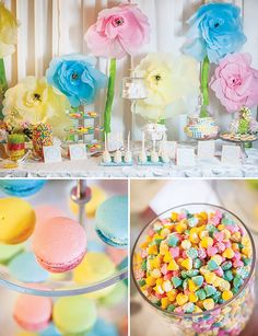 Pretty Princess Tea Party  ~ kids b-day parties these are nuts!