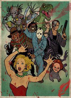 Love Horror. Shop Horror. MoreThanHorror.com