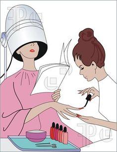 "Manicure - Nosso ""Serviço"" Tipo Exportaçao!!! Nobody Does it Better!!!"