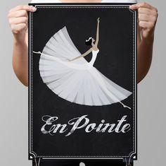 Chalkboard Art-Dance-Music-Ballet by TimelessMemoryPrints on Etsy