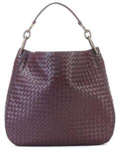 d4b4c7c44f6a Bottega Veneta Loop intrecciato leather shoulder bag Bottega Veneta