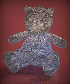 快樂熊  雕塑:村田(Tsuen_Tien) 羅芙設計公司(ROIFDESIGN Co., Ltd.)