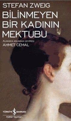 bir hikaye bir kitap: KITAP ÖNERİ: BİLİNMEYEN BİR KADININ MEKTUBU - Stef...