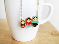 Hey, I found this really awesome Etsy listing at https://www.etsy.com/listing/194050666/cute-tiny-russian-matryoshka-doll