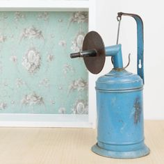 Antigua lámpara de carburo | Antic&Chic