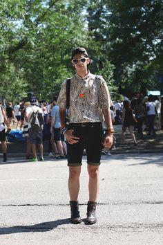 Pitchfork Festival Fashion: The Boys!